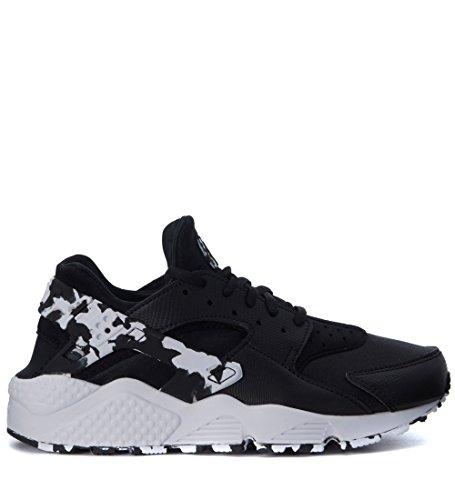 online store e7691 29816 Galleon - Nike Women s W Air Huarache Run Se, BLACK BLACK-WHITE, 9 US