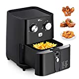 Best french fry cooker no oil - Amzdeal Air Fryer-Air Cooker Mini Small AirFryer Review