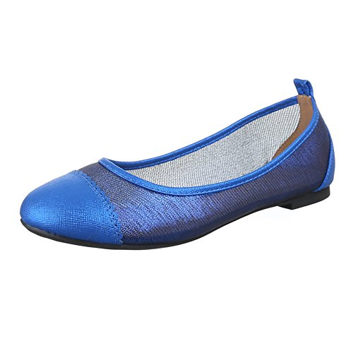 Ital-Design - Cerrado Mujer Azul - azul