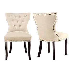 41PVsRSKVNL._SS300_ Coastal Dining Accent Chairs & Beach Dining Accent Chairs