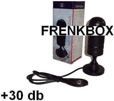 Mini Antena TV Digital Terrestre DVB-T para casa coche ...