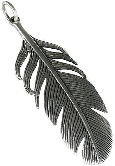 AFP Anhänger Feder 925 Sterling Silber AS 244