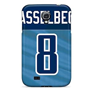 Defender Case With Nice Appearance (tennessee Titans) For Galaxy S4