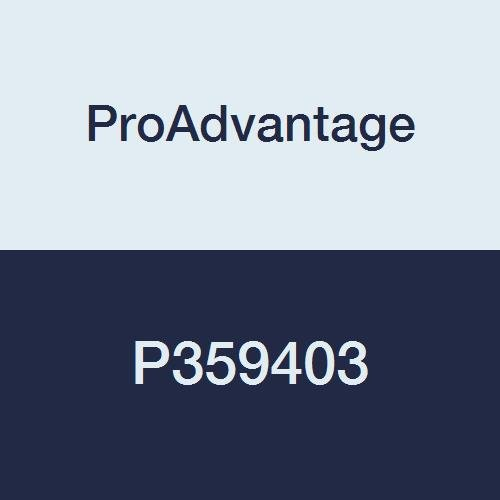 Pro Advantage P359403 Vinyl Exam Glove, Powder Free (PF), Medium (Pack of 1000)