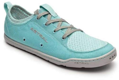 Astral Loyak Womens Shoe: 7 - Turquoise/Gray