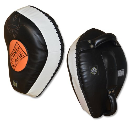 GelTech Cobra Striking Shield 2.0 for Muay Thai, MMA, Kickboxing by Ring to Cage