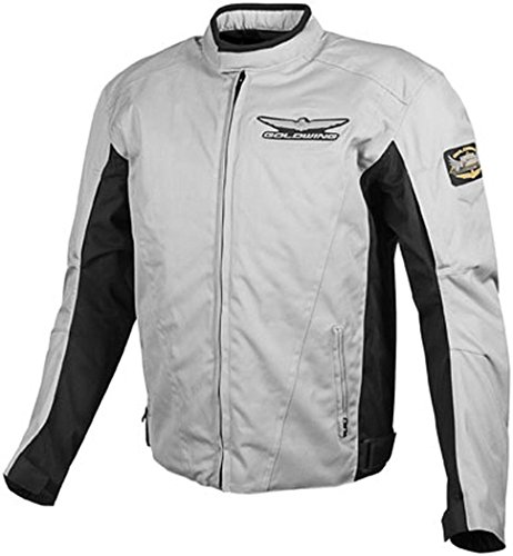 Honda Goldwing Mens Textile Touring Jacket, Grey
