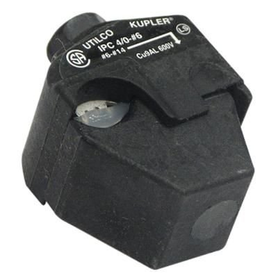 Ilsco IPC-4/0-6 Dual Rated Type IPC Insulation Piercing Connector 4/0-4 AWG Run 14-6 AWG Tap KUP-L-TAP from Ilsco