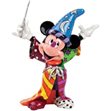 Disney by Britto Sorcerer Mickey Stone Resin Figurine