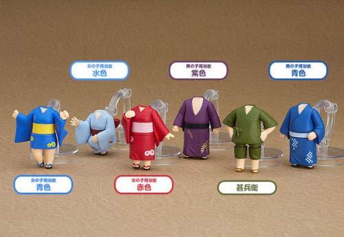 Good Smile Company Dress Up Yukatas Nendoroid More (Set of 6) ()