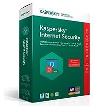 Kaspersky Internet Security 2017 - 3U - 12M