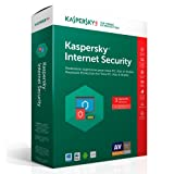 Kaspersky Internet Security 2017 - 3U - 12M