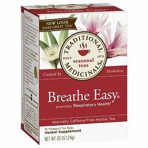 Breath Easy Tea (20bags) Brand: Traditional Medicinals