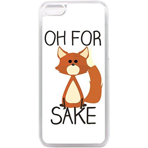 iPhone 5C Handy Schutzhülle für Fox Sake Funny Neuheit Geschenk Jagd Reddit
