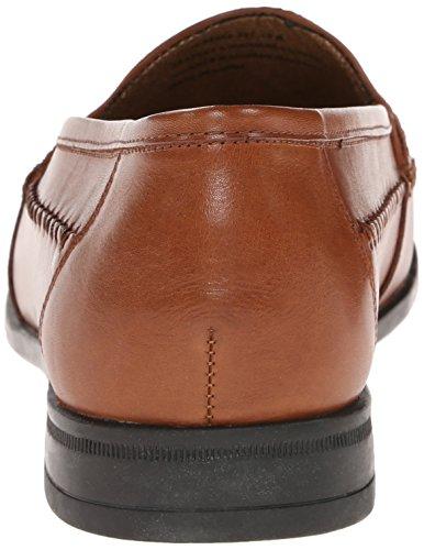 Loafer Nunn Strafford On Men's Cognac Woven Bush Slip BrBUY