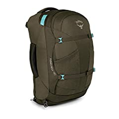 Lightweight and streamlined, the Fairview Series is an ideal travel pack for fast-moving globetrotters. Despite their minimalist weights, these women's specific, full-featured packs offer plenty of organization and travel-focused features. Th...