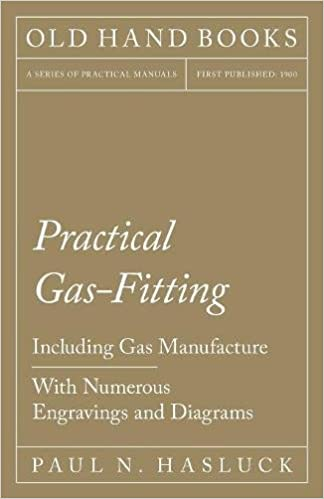 77ccf6e62d Practical Gas-Fitting - Including Gas Manufacture - With Numerous  Engravings and Diagrams: Paul N. Hasluck: 9781528703086: Amazon.com: Books