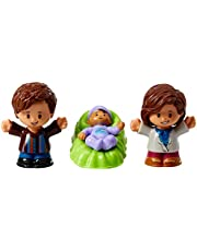 Fisher-Price Big Helpers Family, Multicolor
