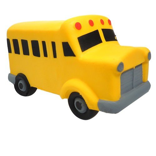 School Bus Stress Toy