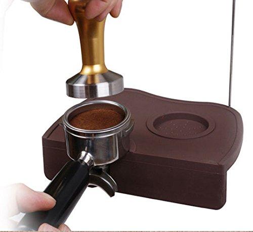 Espresso Holder Edge Silicone Non-Slip Barista