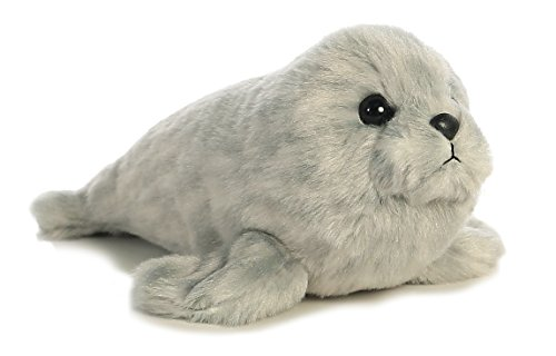 Aurora World Harbor Seal Plush -