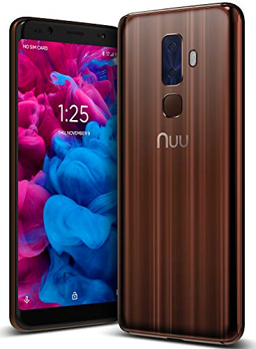 NUU Mobile G3 Unlocked Cell Phone - 5.7
