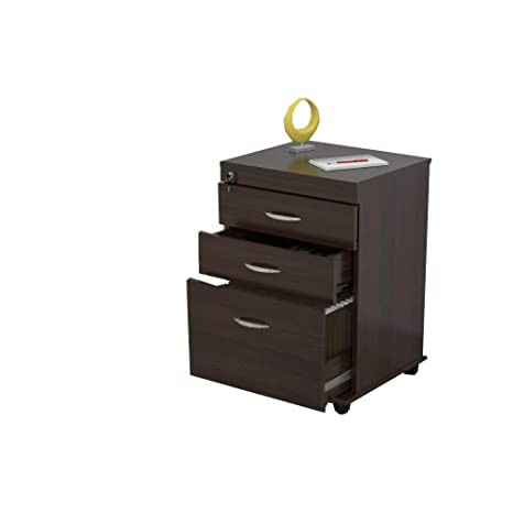 Groovy Amazon Com 3 Drawer Vertical File Cabinet Modern Folder Machost Co Dining Chair Design Ideas Machostcouk