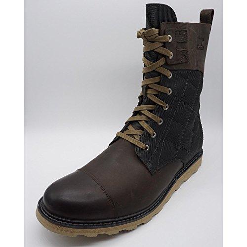 Sorel Madson Tall Lace Uomo Stivali Stivaletti Boots Marrone Eastbay En Línea CumseK