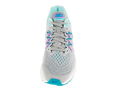 Zoom Winflo 2 Zapatilla deportiva Wolf Grey/Bl Lgn/Cp/Fchs Glw