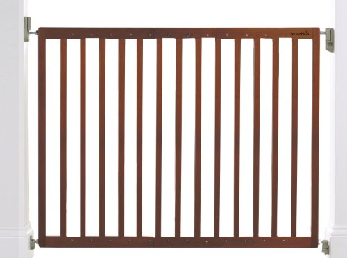 Munchkin Push To Close Hardware Baby Gate Extends 28 465