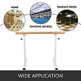 Popsport Ballet Bar Portable 5FT Adjustable Barre