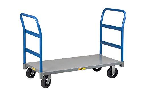 Little-Giant-NBB-3672-6MR-2H-Double-Handle-Platform-Truck-36-x-72-Gray