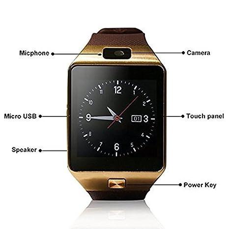 Mobiper facebook twitter Monitor de sueño/podómetro/Alarma/ Fotografía remoto/sensor de gravedad /Soporta llamada Mensaje SIM para Smartphone Android ...