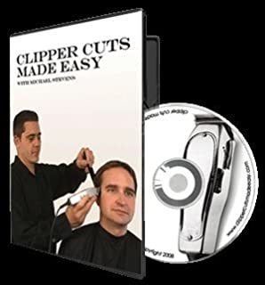 Procedures dvd for miladys standard professional barbering clipper cuts made easy by michael stevens san francisco instructional dvd fandeluxe Images