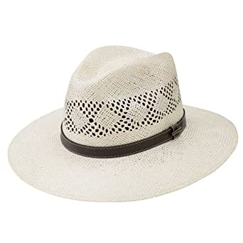 Stetson Hats Womens Outdoor Carolina Sisal 31 4 Bri at Amazon ... d484abcc41