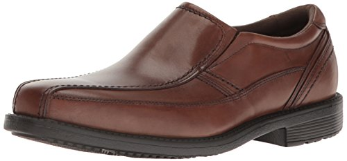 Rockport Men's Style Leader 2 Bike Slip-On Loafer,Truffle TAN,9 XW US by Rockport