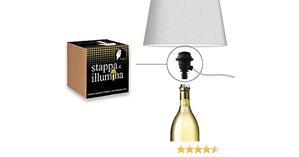 Convierte Botellas en Lámparas, Magnum Champagne, Lamparas Botellas, Luces para Botellas Lampara E27