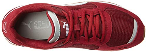 puma White Fitness Unisex Adulto – Vista Da Puma Gray cordovan Scarpe Rosso silver Z1qCnz