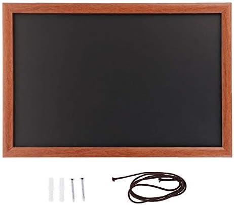 長方形のメッセージボード黒板黒板ライティングボード広告ボード