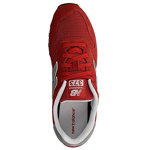 NEW BALANCE Herren Sneaker rot 41 1/2