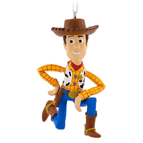 Hallmark Disney/Pixar Toy Story Woody Christmas Ornament (Christmas Toy Story Ornament)