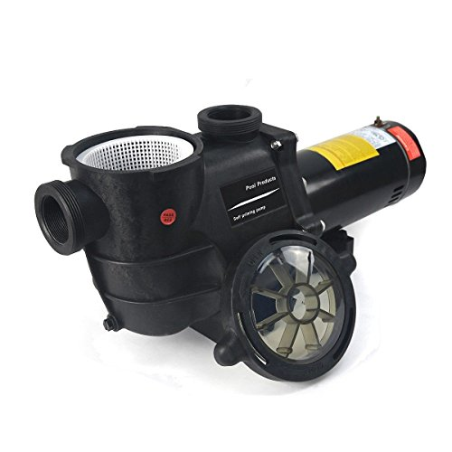 -Ground Swimming Pool Pump 1 Phase 2