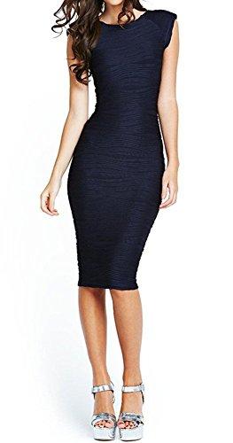 Taydey-Womens-Midi-Dresses-Sleeveless-Knee-Length-Party-Evening-Dress