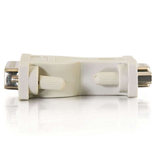 C2G 02449 DB9 Male to DB25 Female Serial RS232 Serial Adapter, Beige by C2G (Image #2)