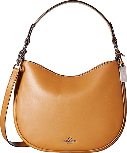 Coach Saddle Crossbody Bag Nomad Leather Sv Light Women's 6wRr6v