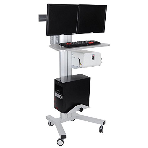 mobile pc cart - 8