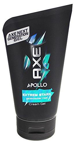 3x Axe Haargel/ Extrem starker Halt/ je 125ml/ galaktischer Halt/ Cream Gel/ für Männer