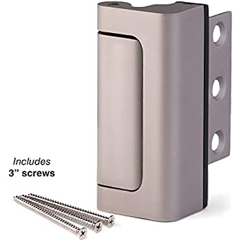 Defender Security U 10827 Door Reinforcement Lock - Add ...