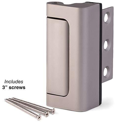 Berlin Modisch Door Lock Reinforcer Privacy Door Latch For In Swinging  Doors Extra High Resistance