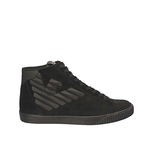 2 Emporio 44 248010 Sneakers Ea7 Nero Uomo 7a299 Armani gvdnw8